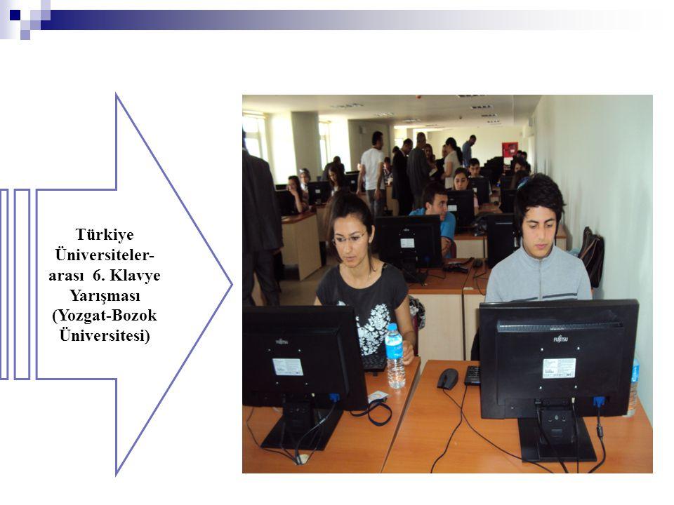 Türkiye Üniversiteler-arası 6
