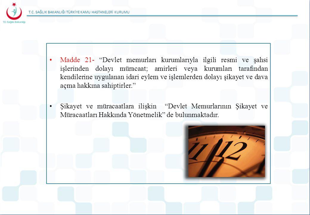 Türkiye Kamu Hastaneleri Kurumu tarafından yapılan denetim ve inceleme
