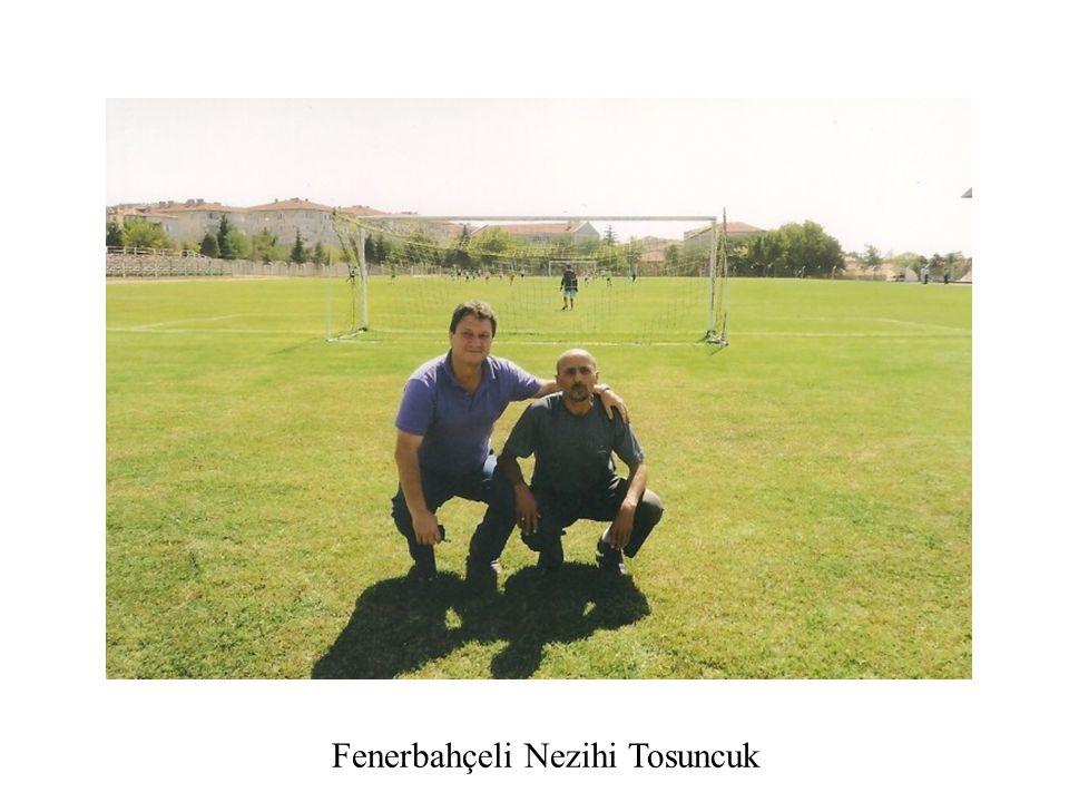 Fenerbahçeli Nezihi Tosuncuk