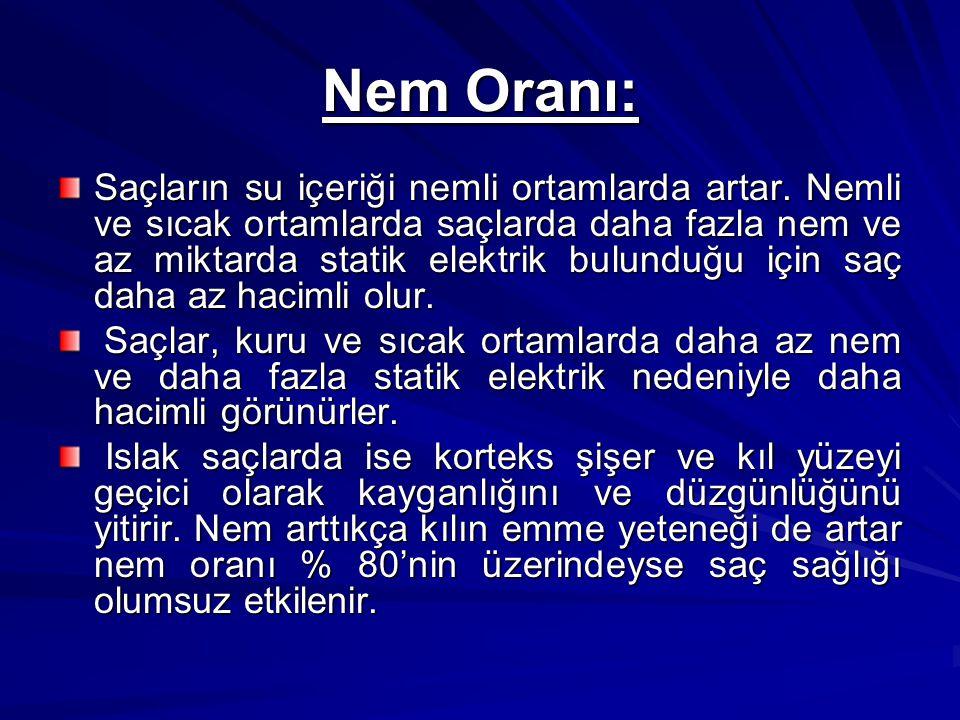 Nem Oranı: