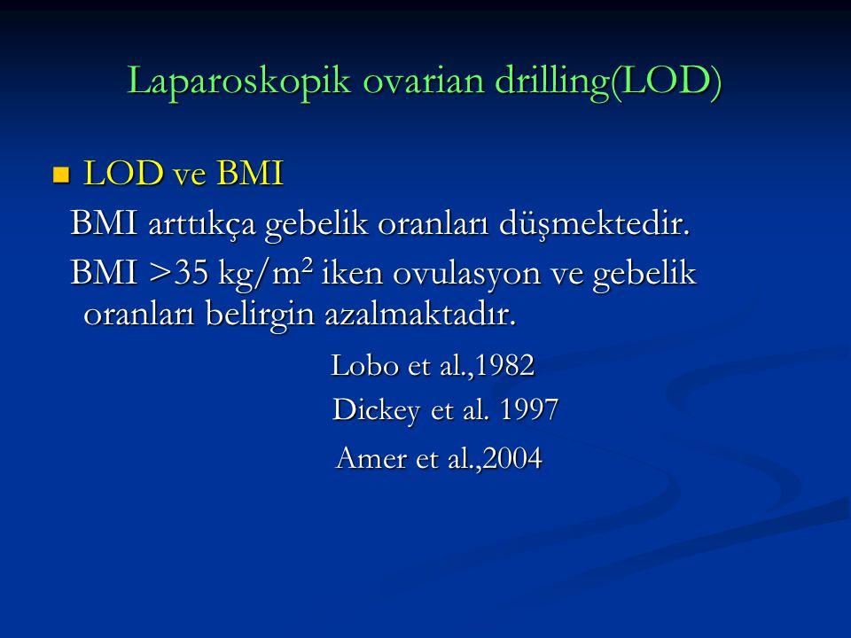Laparoskopik ovarian drilling(LOD)