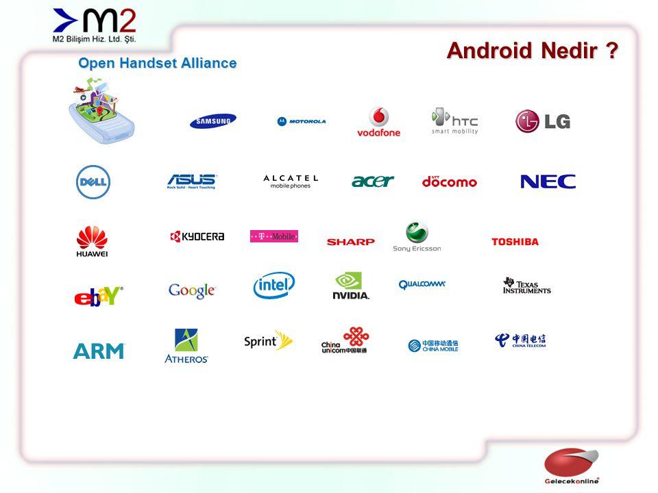 Android Nedir Open Handset Alliance