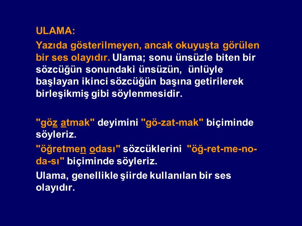 ULAMA: