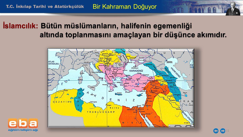 Bir Kahraman Doğuyor T.C. İnkılap Tarihi ve Atatürkçülük.