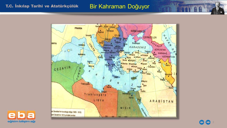 Bir Kahraman Doğuyor T.C. İnkılap Tarihi ve Atatürkçülük