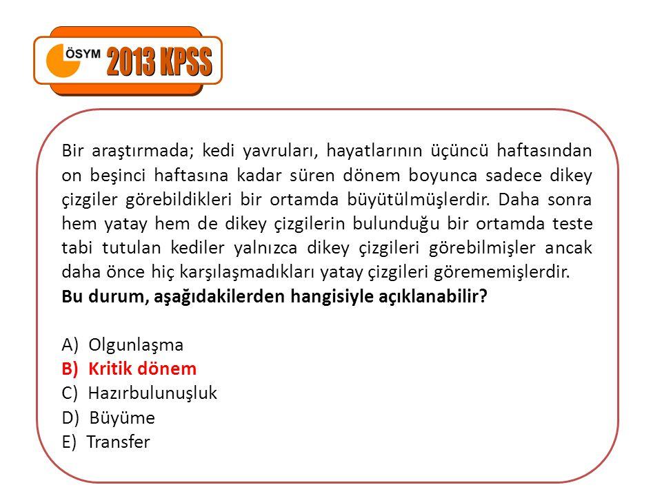 2013 KPSS