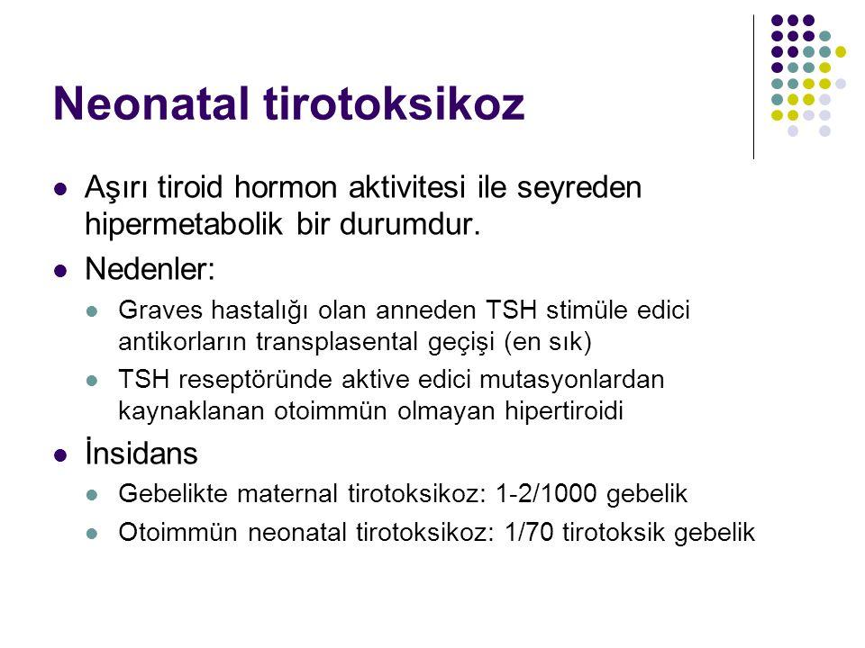 Neonatal tirotoksikoz