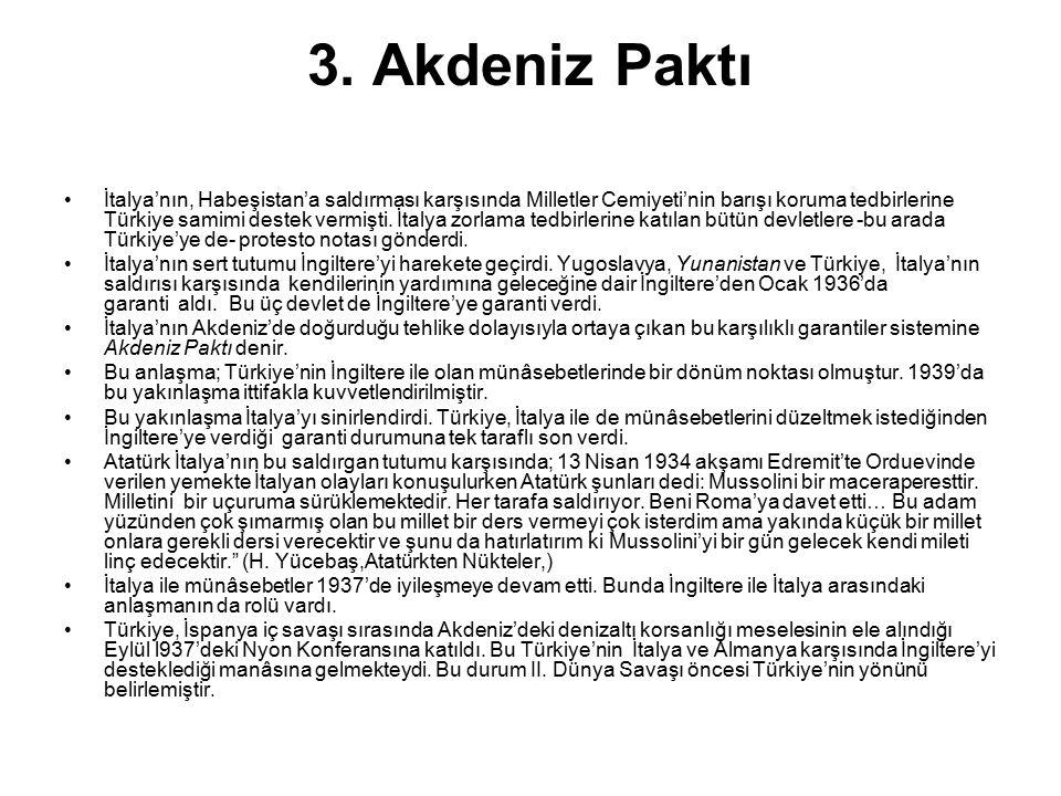 3. Akdeniz Paktı