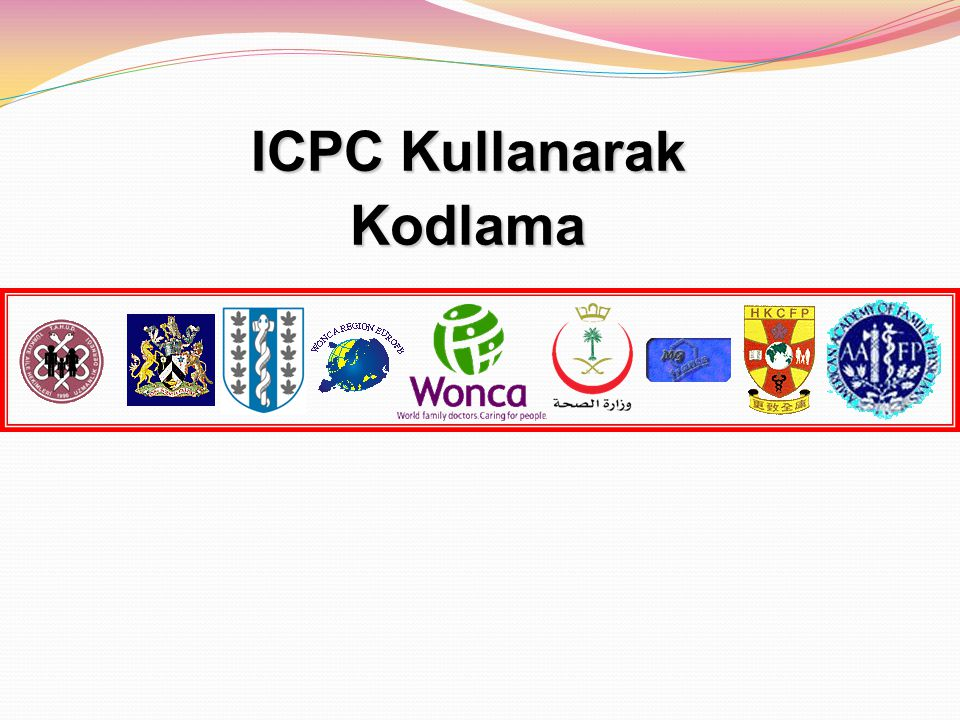 ICPC Kullanarak Kodlama