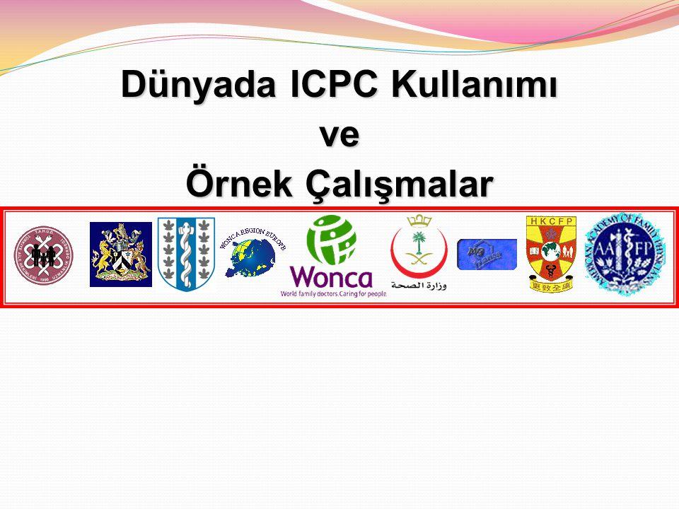 Dünyada ICPC Kullanımı