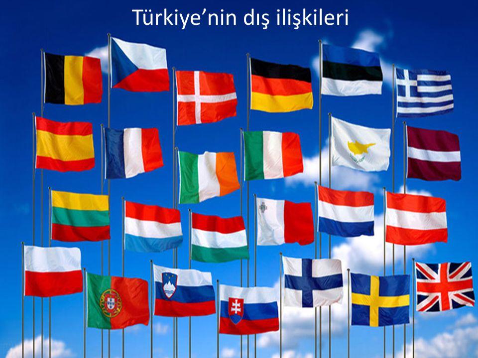 Türkiye'nin dış ilişkileri