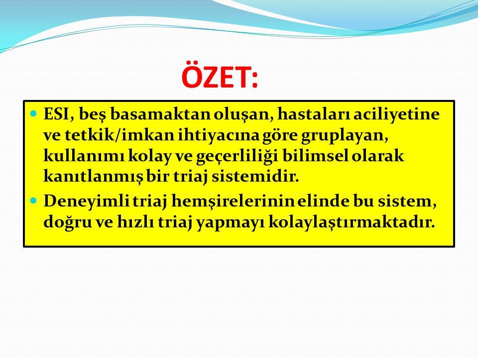 ÖZET: