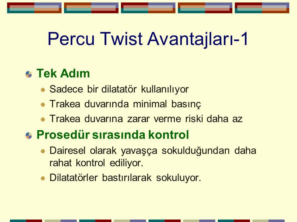 Percu Twist Avantajları-1