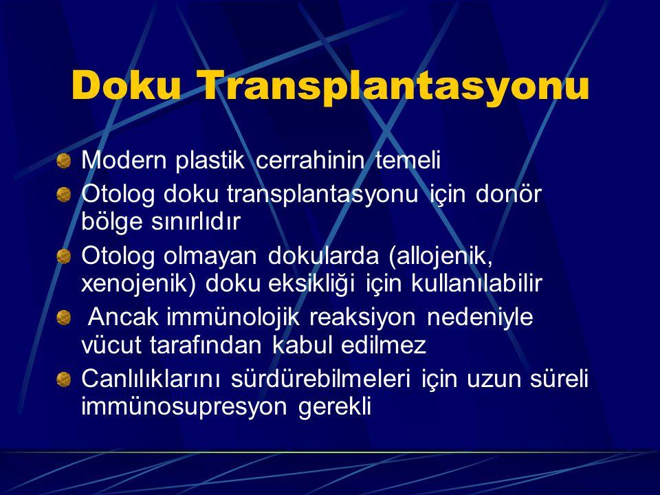 Doku Transplantasyonu