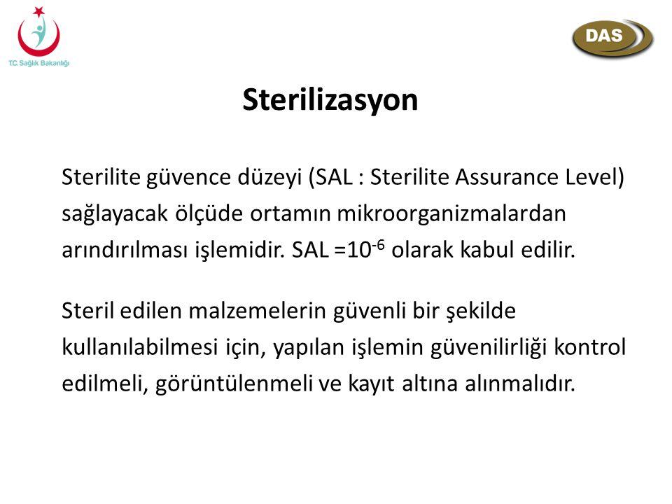 Sterilizasyon