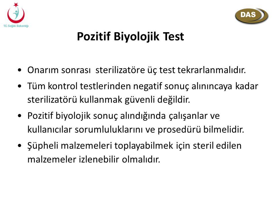 Pozitif Biyolojik Test