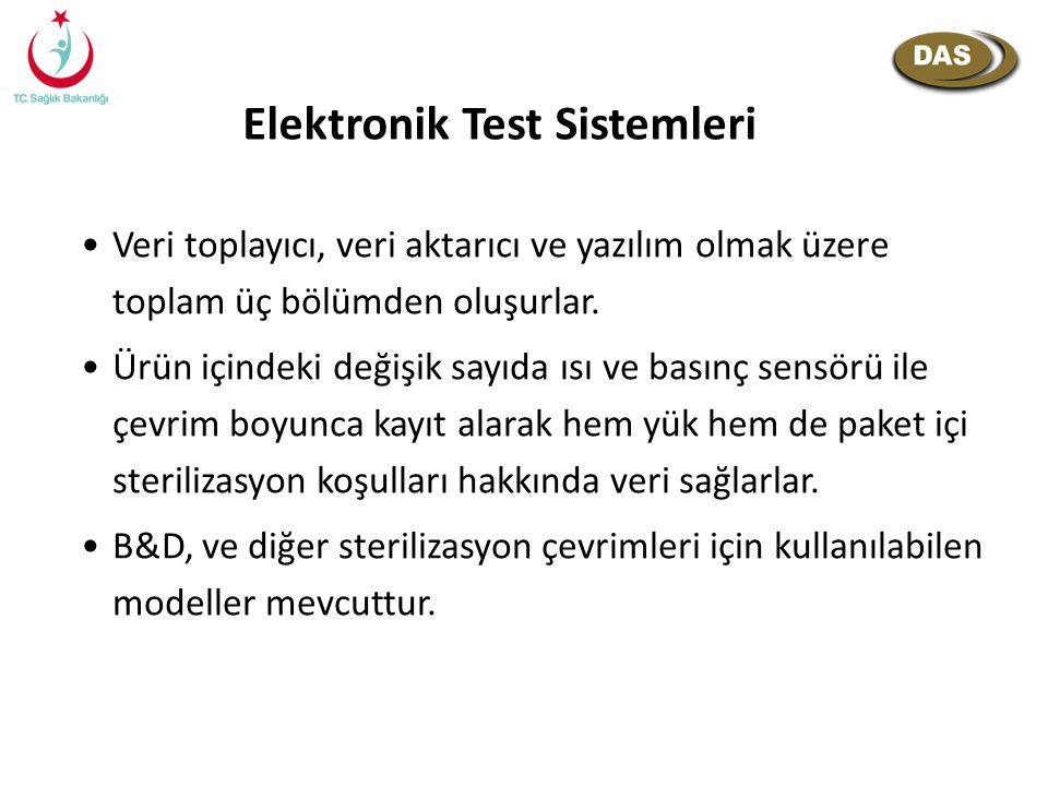 Elektronik Test Sistemleri
