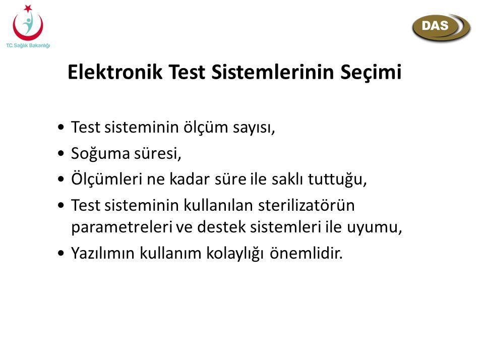 Elektronik Test Sistemlerinin Seçimi