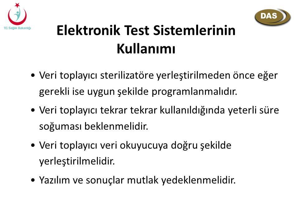 Elektronik Test Sistemlerinin Kullanımı