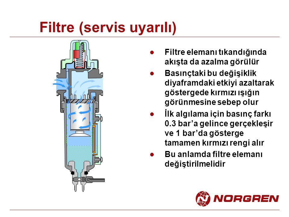 Filtre (servis uyarılı)