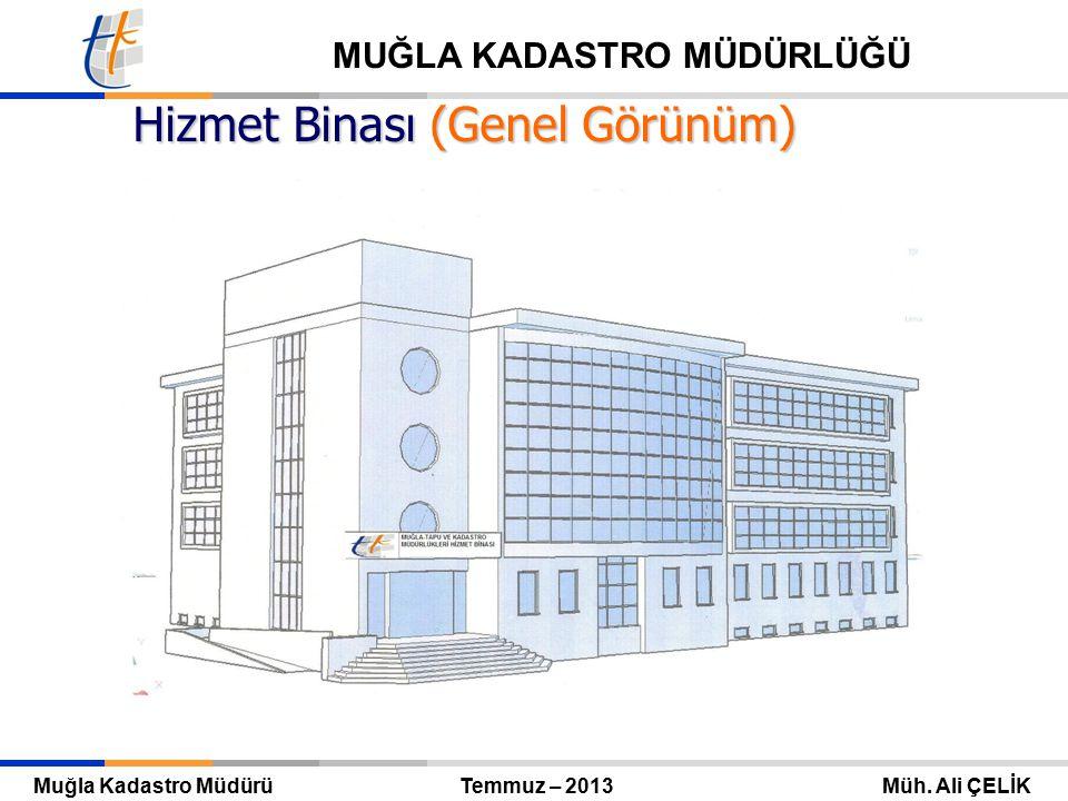 Hizmet Binası (Genel Görünüm)