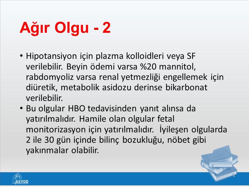 Ağır Olgu - 2