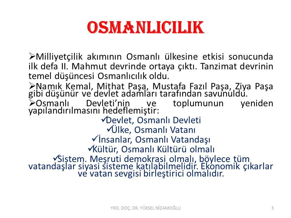 OSMANLICILIK