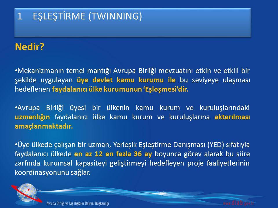 EŞLEŞTİRME (TWINNING)