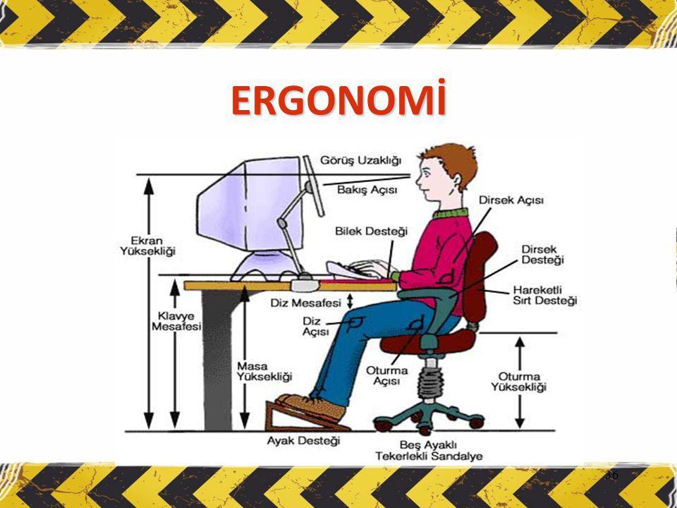 ERGONOMİ 36