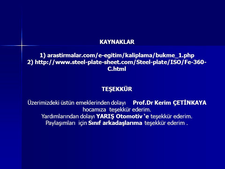 1) arastirmalar.com/e-egitim/kaliplama/bukme_1.php