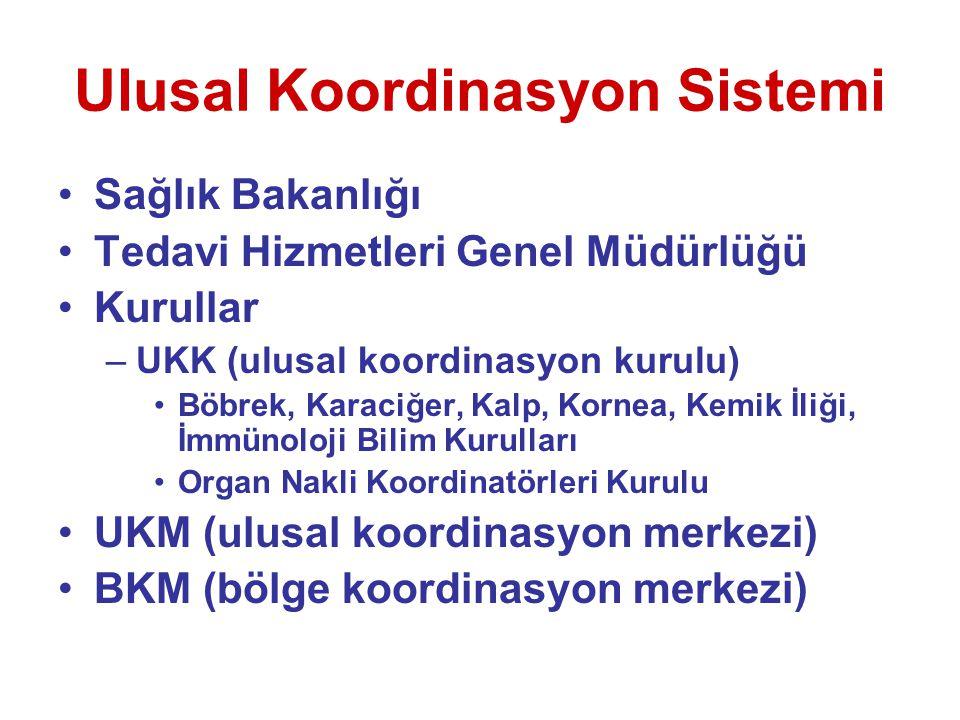 Ulusal Koordinasyon Sistemi