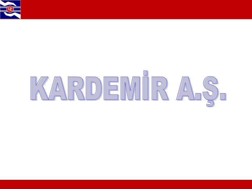 KARDEMİR A.Ş. 2