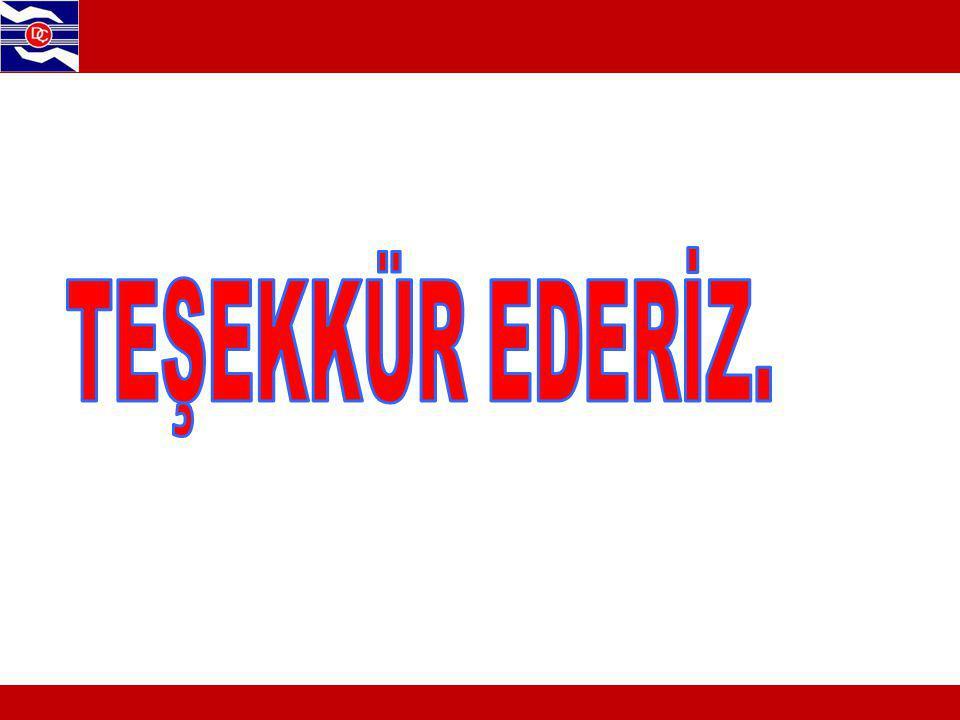 TEŞEKKÜR EDERİZ. 25