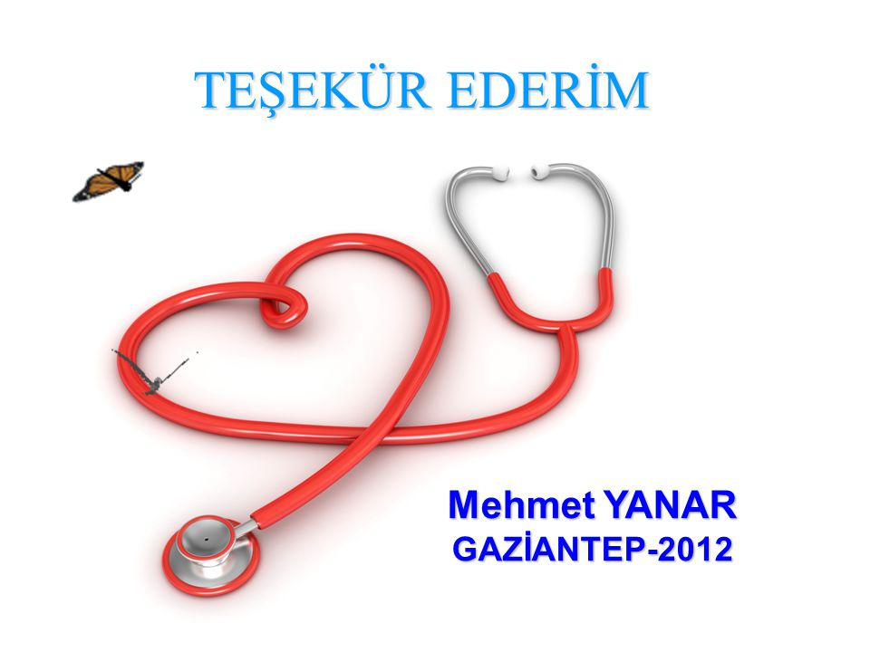 5858 TEŞEKÜR EDERİM Mehmet YANAR GAZİANTEP-2012 58