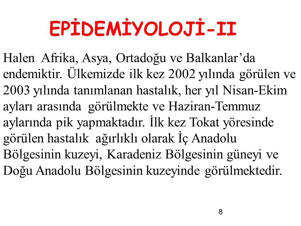 8 EPİDEMİYOLOJİ-II.