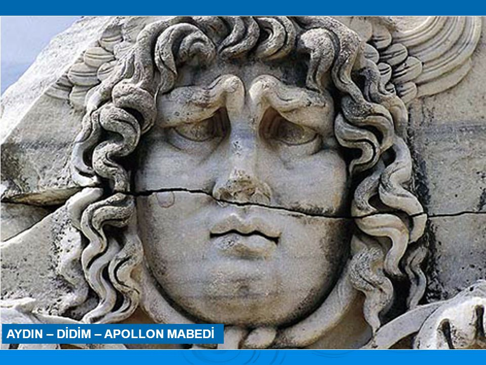 AYDIN – DİDİM – APOLLON MABEDİ