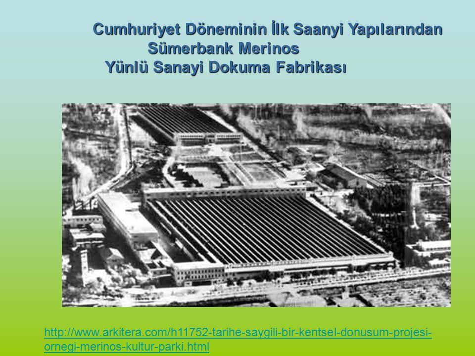 Yünlü Sanayi Dokuma Fabrikası