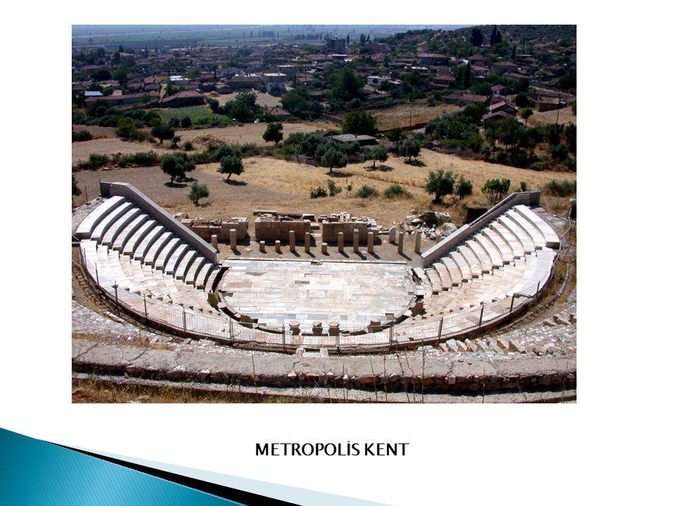 METROPOLİS KENT