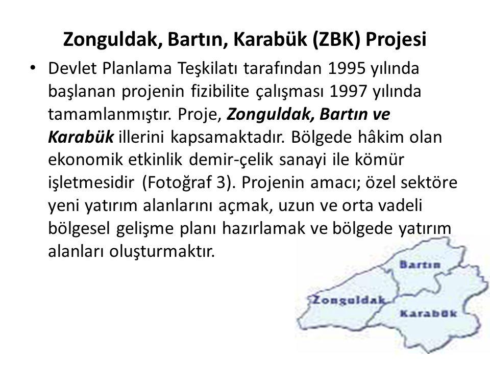 Zonguldak, Bartın, Karabük (ZBK) Projesi
