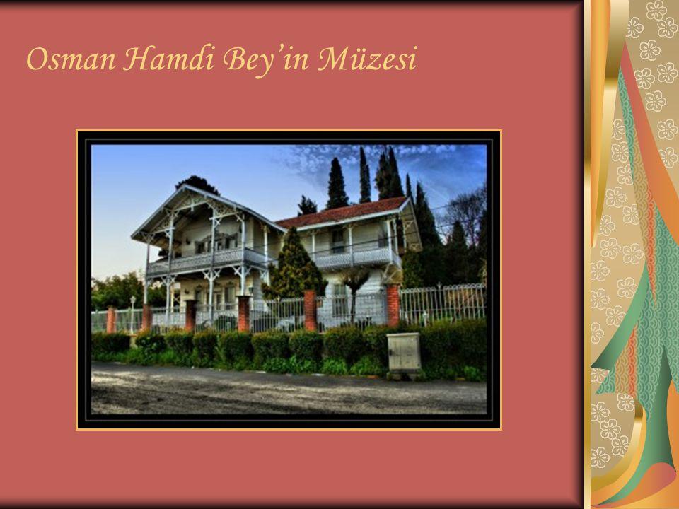 Osman Hamdi Bey'in Müzesi