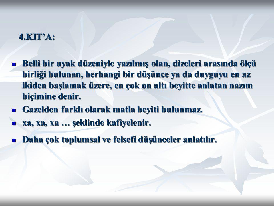 4.KIT'A:
