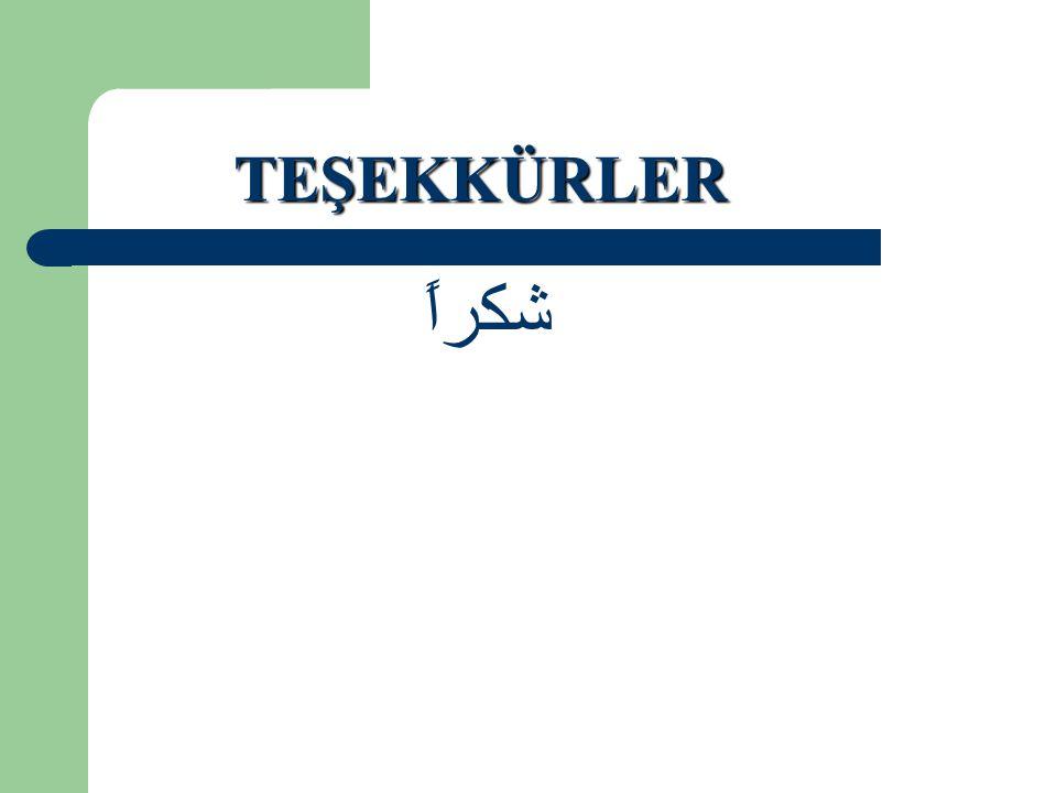 شكراً TEŞEKKÜRLER 64
