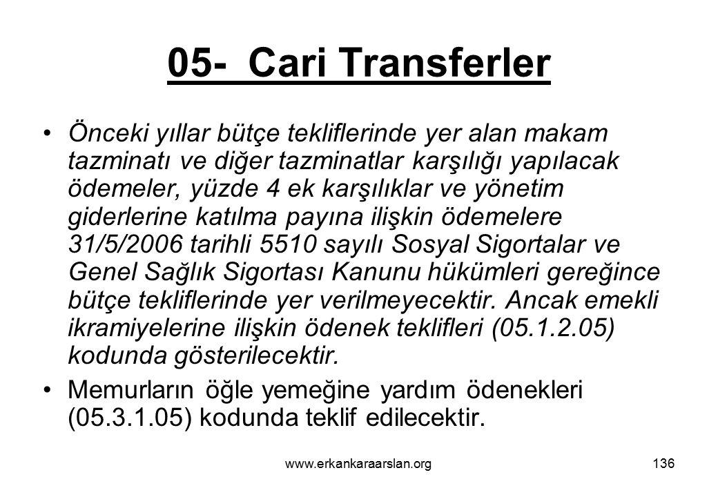 05- Cari Transferler
