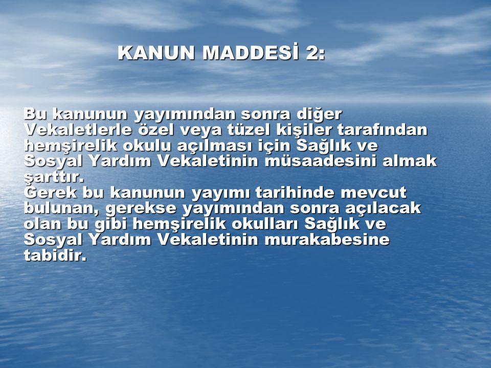 KANUN MADDESİ 2: