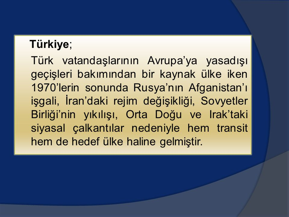 Türkiye;