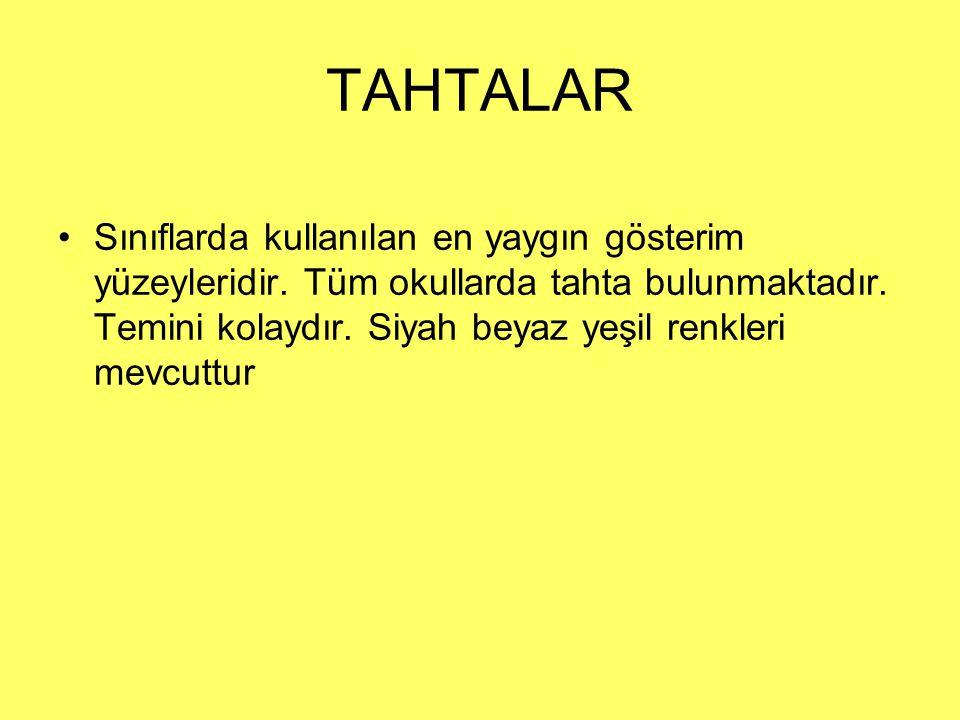 TAHTALAR