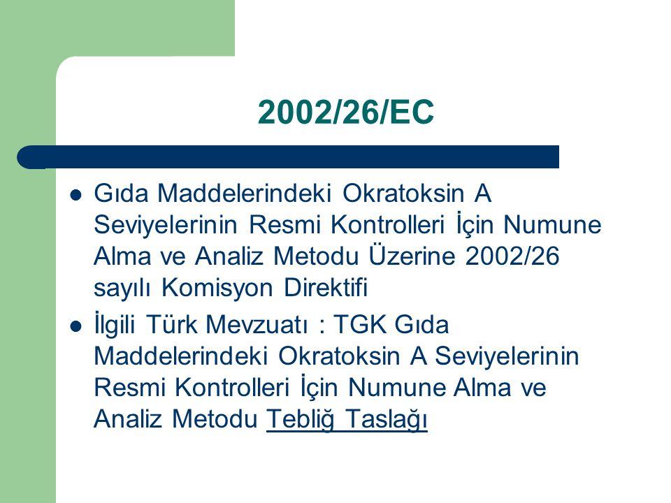 2002/26/EC