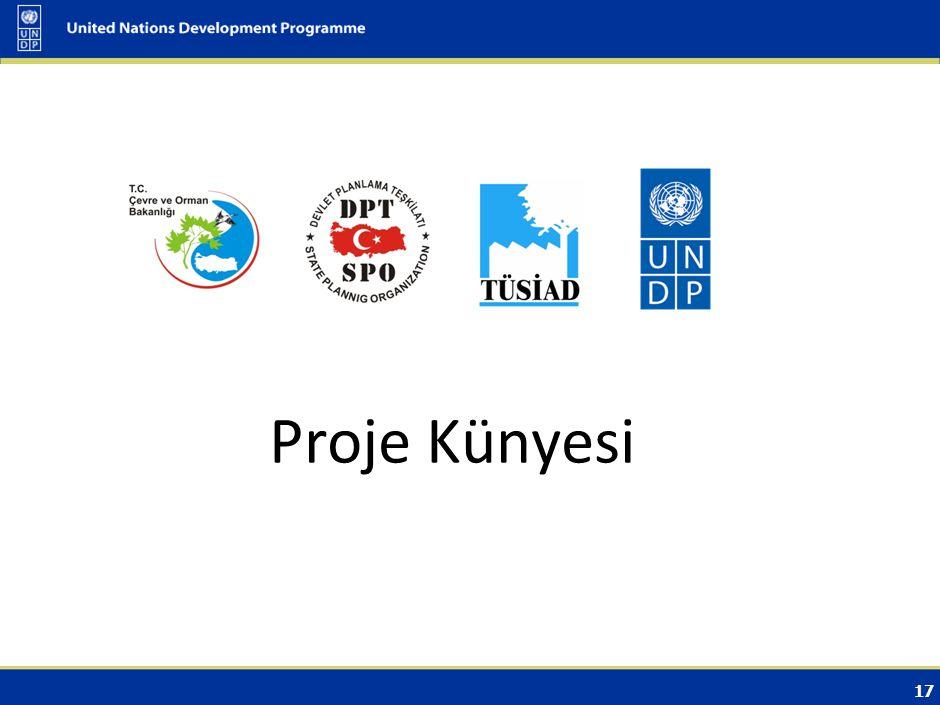 Bütçe (US$) Nakdi Destek: DPT 300,000 UNDP 50,000 Ayni Destek: