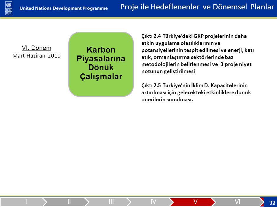 Türkiye'de Gönüllü Karbon Piyasalarının Durumu