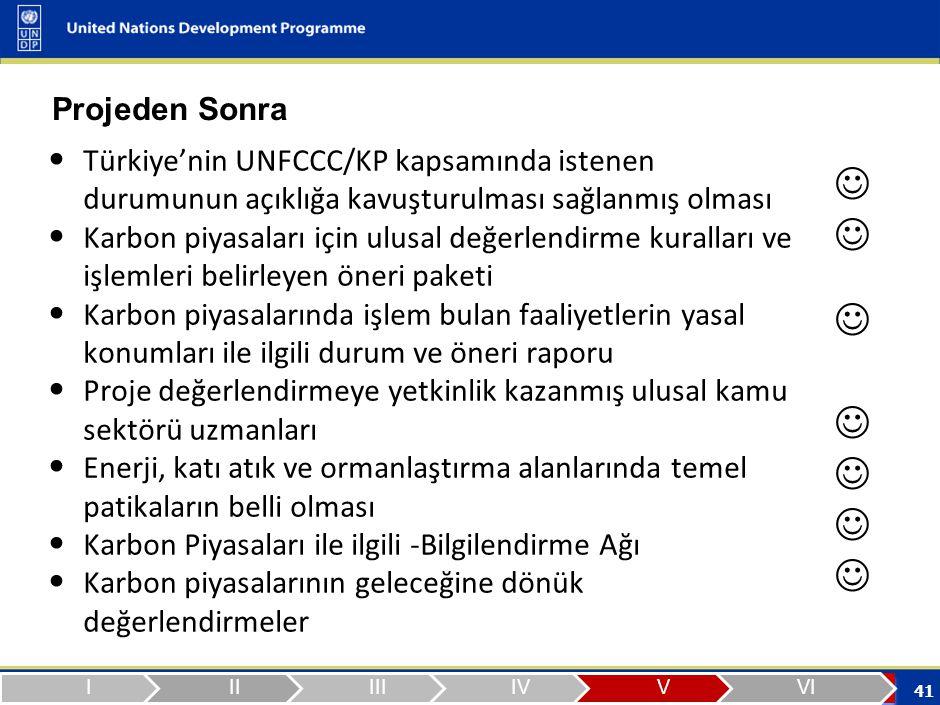 Türkiye'nin Öncelikleri ve Kilometre Taşları